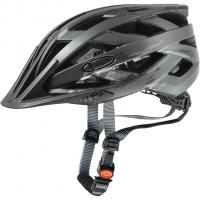 I-VO CC  Bikehelm Black / Smoke Mat