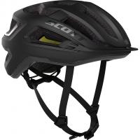 Arx PLUS  Bikehelm Stealth Black