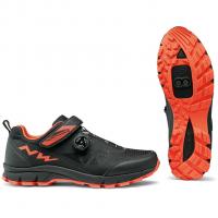 Corsair  Bike Shoes Black / Orange Men