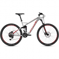 Kato FS 2.7 AL U  Mountainbike Gray / Riot Red / Jet Black Herren