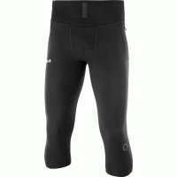 NSO Mid   3/4 Tights Black Men