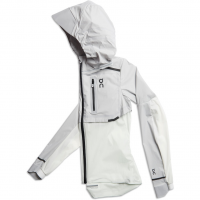 Weather  Jacke Grey / White Damen