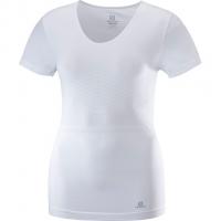 Elevate Move`on SS  T-Shirt White Damen