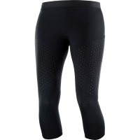 Support Mid  Tights Black Damen
