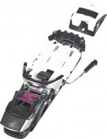 NTN Freeride incl. 110mm Stoppers  Telemark Bindings