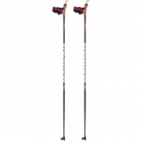 Carbon Race 40  Pole Black / Red