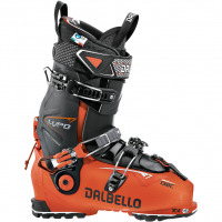 Lupo 130 C  Skischuh Orange / Black Herren