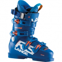 RS 130   Ski Boots Power Blue / Orange Fluo Men