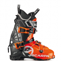 Maestrale  Ski Touring Boots Orange / Anthracite Men