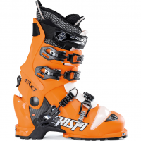 Evo World Cup NTN  Telemarkschuh Orange /Weiss Herren