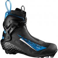S-Race SNS  Skating-Schuh Schwarz / Blau Herren