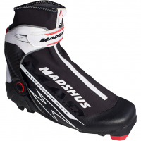 Madshus Nano Carbon NNN Skating-Boot Schwarz-Rot Men