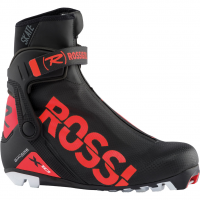 Rossignol X Ium Carbon Premium IFP NNN Prolink Skating Schuh Black Orange Herren