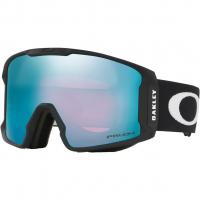 Line Miner  Ski-/Snowboardbrille Matte Black / Prizm Snow Sapphire Iridium