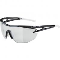 Eye-5 Shield VL+  Sunglasses Black / White