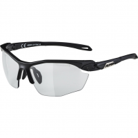 Twist Five HR VL+   Sonnenbrille Black Matt Varioflex