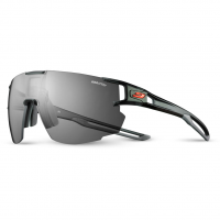 Aerospeed Reactiv Performance 0/3 CLear  Sonnenbrille Schwarz / Grau