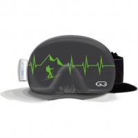 Heartbeat  Skibrillenschutz Ski Mountaineer