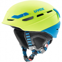 P.8000 Tour  Skitourenhelm  Lime-Blue Mat