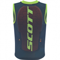 Actifit Plus Vest  Protektor Nightfall Blue / Green Kinder