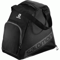 40 L Gro/ße Ski-Ausr/üstungstasche L38276200 Salomon Black//Light Onix EXTEND MAX GEARBAG Schwarz