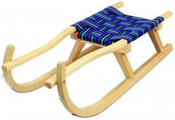 Tourenrodel 1-Sitzer   Schlitten