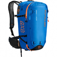 Ascent 40 Avabag  Avalanche Backpack (without Cartridge) Safety Blue