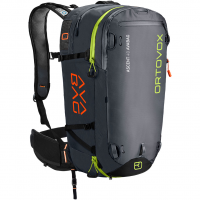 Ascent 40 Avabag  Avalanche Backpack (without Cartridge) Black / Anthracite