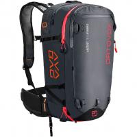 Ascent 38 S Avabag   Lawinenrucksack (ohne Kartusche) Black / Anthracite Damen