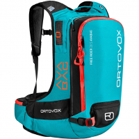 Free Rider 20 S Avabag   Avalanche Backpack (without Cartridge) Aqua