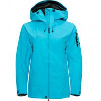 Bec de Rosses GTX®  Skijacke Aqua Blue Damen