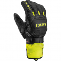 Worldcup Race Flex S Speed System  Fingerhandschuh Black-Ice Lemon