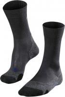 TK 2 Cool  Socken Aspalt Melange Herren