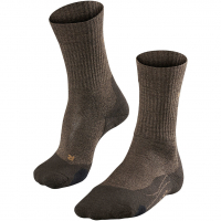 TK 2 Wool  Socken Dark Brown Herren