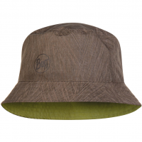 Travel Bucket  Hut Shady Khaki