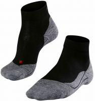 RU 4 Short  Socken Black Mix Herren
