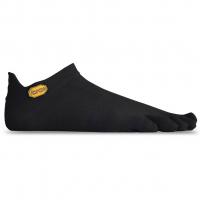 Vibram No Show Zehen  Socken Black