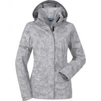 Easy L3 AOP  Regenjacke Whisper White Damen