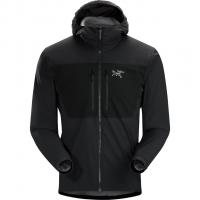 Proton FL Hoody  Softshell Jacket Black Men