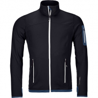 Fleece Light  Fleece Jacket Black Raven Men