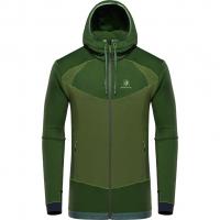 Betizu Hoody  Fleece Jacket Twist of Lime Men