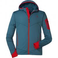 Porto Hoody  Fleece Jacket Bering Sea Men