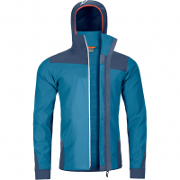Pala  Softshelljacke Blue Sea Herren