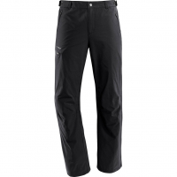 Farley Stretch Capri T-Zip Regular  Trekkinghose Black Herren