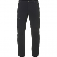 Farley Stretch II T-Zip  Trekkinghose Black Herren