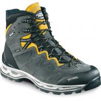 Meindl Minnesota Pro GTX®  Wander-Trekkingschuh Anthrazit/Gelb Herren