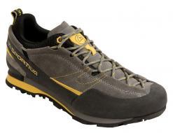 La Sportiva Boulder X    Approachschuh Grey/Yellow Herren