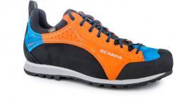 Scarpa Oxygen GTX®  Approachschuh Black/Tonic Herren