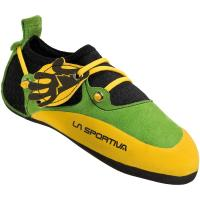 La Sportiva Stickit  Kletterschuh Green/Yellow Kinder