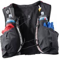 Salomon S-Lab Sense Ultra 8 Set  Rucksack Black-Racing